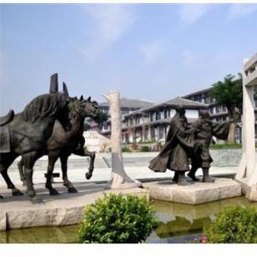 不锈钢校园雕塑设计 商场校园雕塑工艺 铭海铜师 校园雕塑工厂