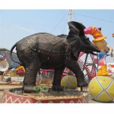 定制铸铜大象报价 铭海雕塑 定制铸铜大象 大型铸铜大象定做