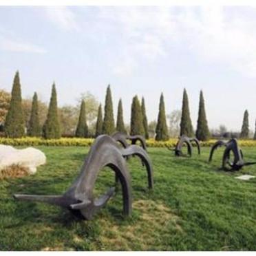 铭海铜师 自制铝雕塑铸造厂家 纯铝雕塑马 仿铜铸铝雕塑马