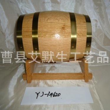厂家直销 马拉车木质酒桶 优质葡萄橡木酒桶 量多优惠